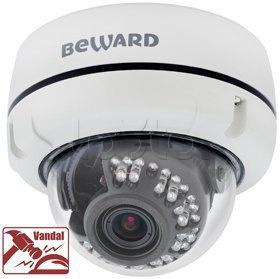 Beward B2720DVZ, IP-камера видеонаблюдения уличная купольная Beward B2720DVZ