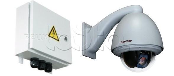 Beward B85-5-IP2-B220, IP-камера видеонаблюдения Beward B85-5-IP2-B220