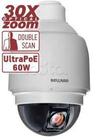 Beward BD135P, IP-камера видеонаблюдения PTZ уличная Beward BD135P