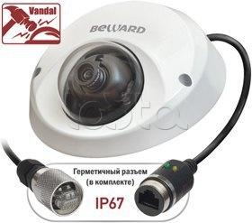 Beward BD3570DM (3,6 мм), IP-камера видеонаблюдения уличная купольная Beward BD3570DM (3,6 мм)
