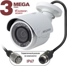Beward BD3570RC (3,6 мм), IP-камера видеонаблюдения уличная миниатюрная Beward BD3570RC (3,6 мм)