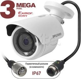 Beward BD3570RCV, IP-камера видеонаблюдения уличная в стандартном исполнении Beward BD3570RCV