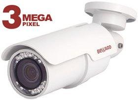 IP-камера видеонаблюдения уличная в стандартном исполнении Beward BD3570RV
