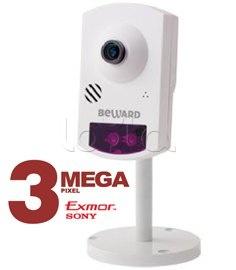 Beward BD35C, IP-камера видеонаблюдения миниатюрная Beward BD35C