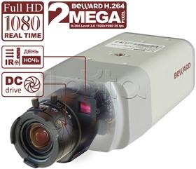 Beward BD4070H, IP-камера видеонаблюдения в стандартном исполнении Beward BD4070H