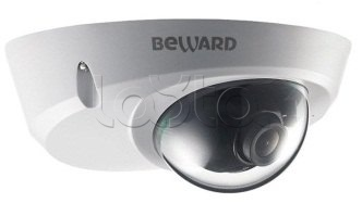 Beward BD4330D (4 мм), IP-камера видеонаблюдения купольная Beward BD4330D (4 мм)
