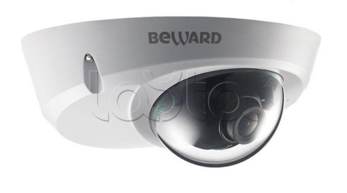 Beward BD4330DH (8 мм), IP-камера видеонаблюдения купольная Beward BD4330DH (8 мм)
