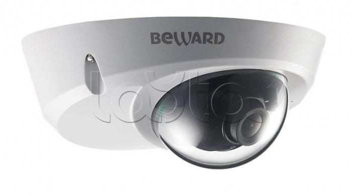 Beward BD4330DM (2,8мм), IP-камера видеонаблюдения купольная Beward BD4330DM (2,8мм)