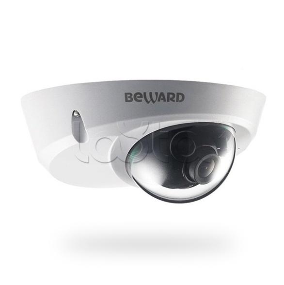 Beward BD4330DS (4 мм), IP-камера видеонаблюдения купольная Beward BD4330DS (4 мм)