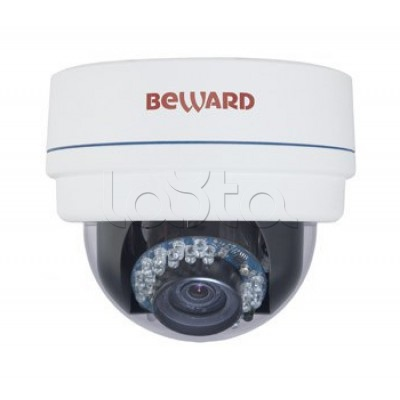 Beward BD4330DVH, IP-камера видеонаблюдения купольная Beward BD4330DVH