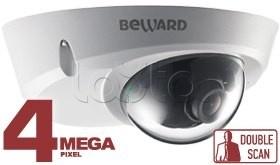 Beward BD4640DS (4,2 мм), IP-камера видеонаблюдения купольная Beward BD4640DS (4.2 мм)