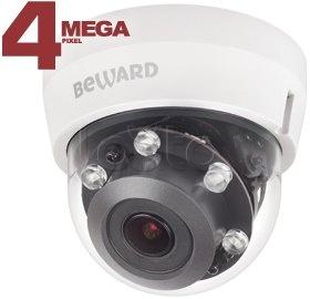 Beward BD4680DRV, IP-камера видеонаблюдения купольная Beward BD4680DRV