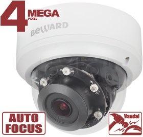 Beward BD4680DVZ, IP-камера видеонаблюдения купольная Beward BD4680DVZ
