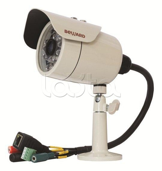 Beward N6602, IP-камера видеонаблюдения уличная миниатюрная Beward N6602