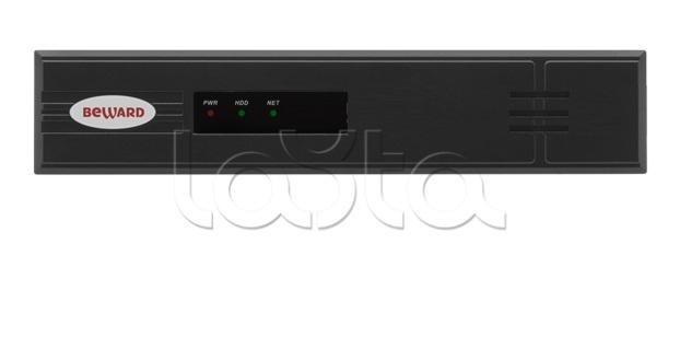 Beward BK0108H2, IP-видеорегистратор 8-ми канальный Beward BK0108H2