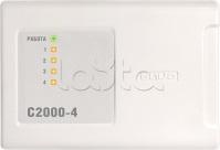 Болид С2000-4, Прибор приемно-контрольный охранно-пожарный Болид С2000-4