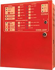 Прибор приемно-контрольный и управления автоматическими средствами пожаротушения и оповещателями Болид С2000-АСПТ
