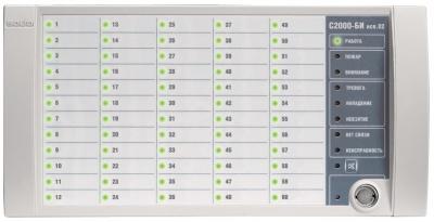 Блок индикации Болид С2000-БИ исп.02
