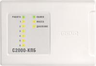 Блок контрольно-пусковой Болид С2000-КПБ