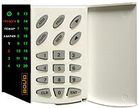 Пульт контроля и управления светодиодный охранно-пожарный Болид С2000-КС