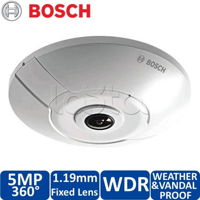 BOSCH NUC-52051-F0E, IP-камера видеонаблюдения купольная BOSCH NUC-52051-F0E