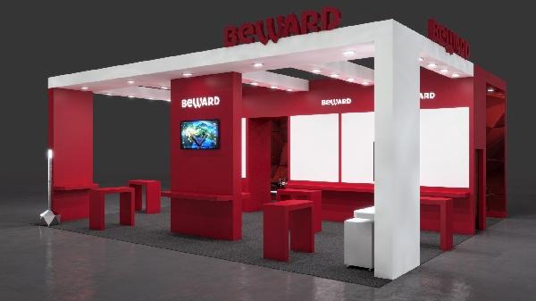13-16 апреля в выставке SECURIKA MOSCOW 2021 примет участие компания BEWARD
