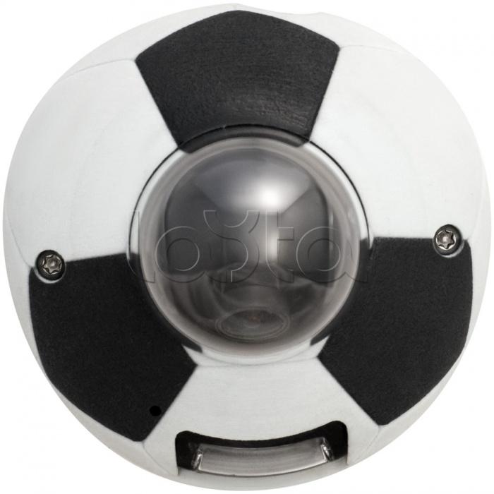 ActiveCam MyAC-D4111IR1 «Футбол» (2.8 мм), IP камера видеонаблюдения купольная ActiveCam MyAC-D4111IR1 «Футбол» (2.8 мм)