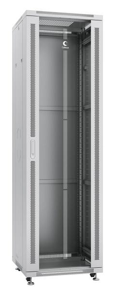 """Шкаф напольный 19"""" 42U Cabeus SH-05C-42U60/60"""