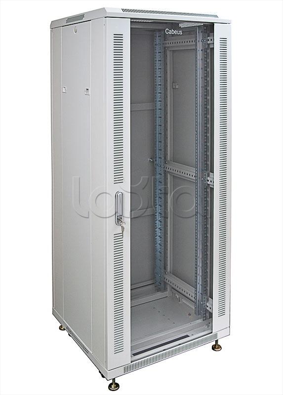 """Cabeus SH-05C-42U60/80, Шкаф напольный 19"""" 42U Cabeus SH-05C-42U60/80"""