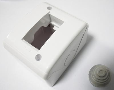 Корпус для одного выключателя Came AE2311