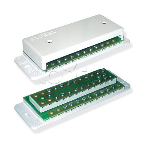 Цифрал РК 10x10, Колодка коммутационная Цифрал РК 10x10