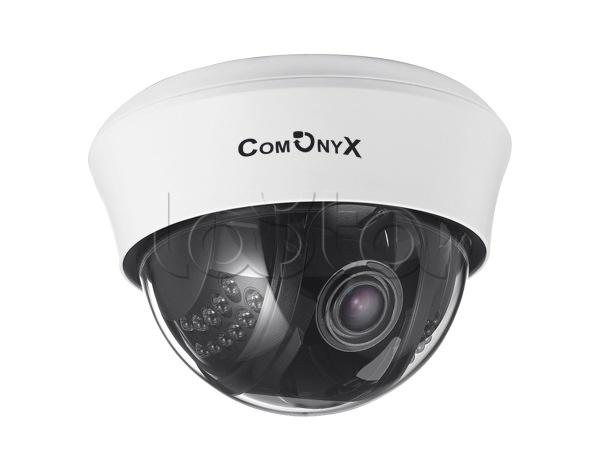 ComOnyX CO-L221, IP-камера видеонаблюдения купольная ComOnyX CO-L221