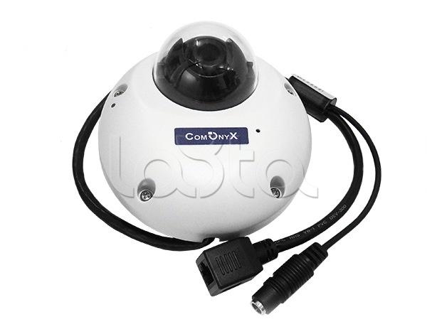 ComOnyX CO-PRO-i20DS1P-0001, IP-камера видеонаблюдения купольная ComOnyX CO-PRO-i20DS1P-0001