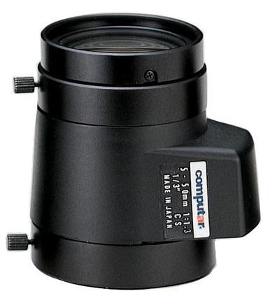 Объектив вариофокальный (5 - 50 мм) Computar TG10Z0513FCS