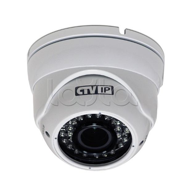 CTV-IPD2820 VPEM, IP-камера видеонаблюдения купольная CTV-IPD2820 VPEM