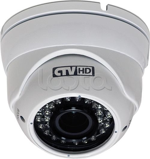 CTV-IPD3620 FPEM, IP-камера видеонаблюдения уличная купольная CTV-IPD3620 FPEM