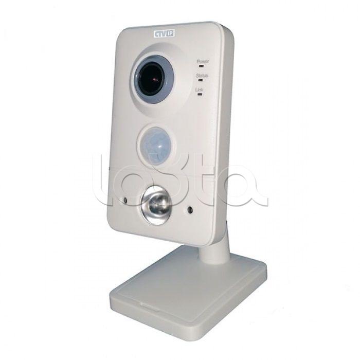 CTV-IPS2028 Cube, IP-камера видеонаблюдения миниатюрная CTV-IPS2028 Cube