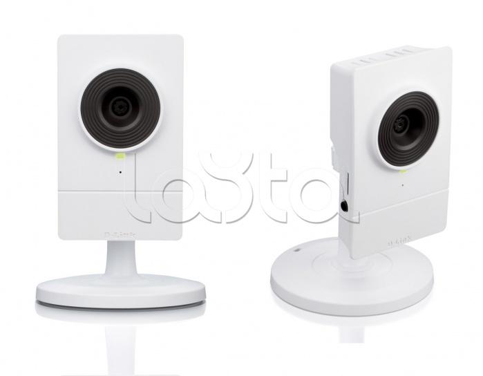 D-Link DCS-2130, IP-камера видеонаблюдения миниатюрная беспроводная D-Link DCS-2130