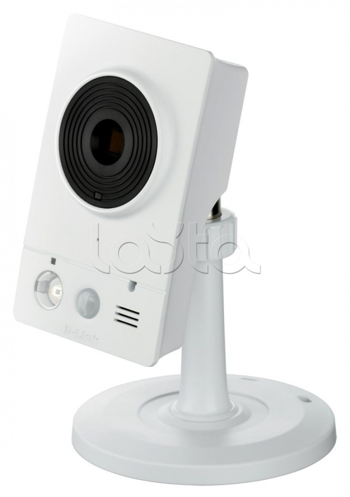 D-Link DCS-2132L/A1B, IP-камера видеонаблюдения миниатюрная беспроводная D-Link DCS-2132L/A1B