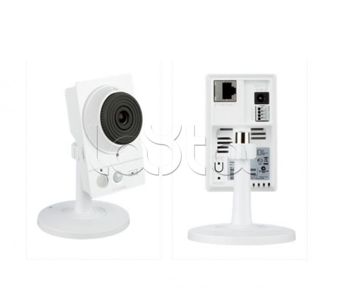 D-Link DCS-2136L/RU/A1A, IP-камера видеонаблюдения миниатюрная беспроводная D-Link DCS-2136L/RU/A1A