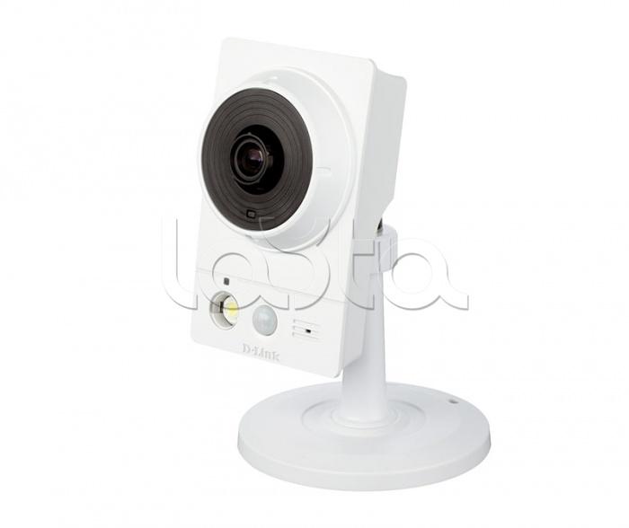 D-Link DCS-2210, IP-камера видеонаблюдения миниатюрная беспроводная D-Link DCS-2210