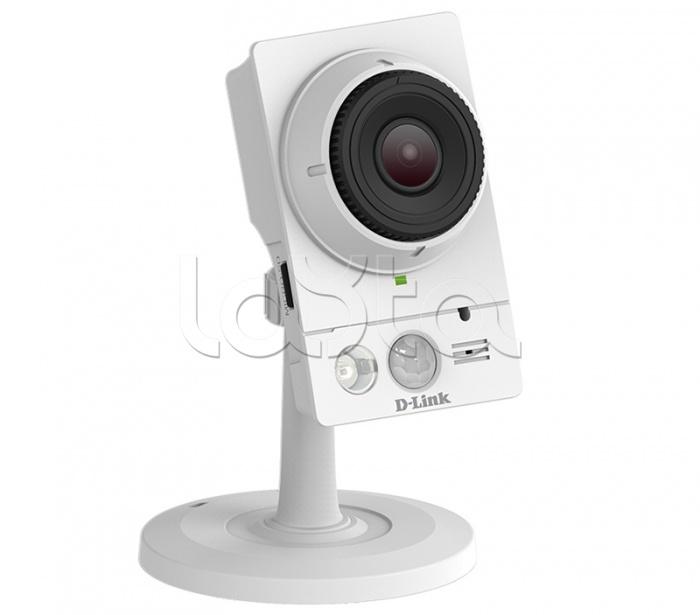 D-Link DCS-2210L/UPA/A1A, IP-камера видеонаблюдения миниатюрная D-Link DCS-2210L/UPA/A1A
