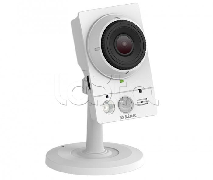 D-Link DCS-2230L/A1A, IP-камера видеонаблюдения миниатюрная D-Link DCS-2230L/A1A