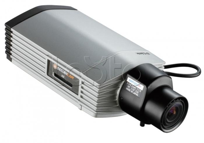 D-Link DCS-3714, IP-камера видеонаблюдения в стандартном исполнении D-Link DCS-3714