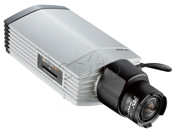 D-Link DCS-3716, IP-камера видеонаблюдения в стандартном исполнении D-Link DCS-3716
