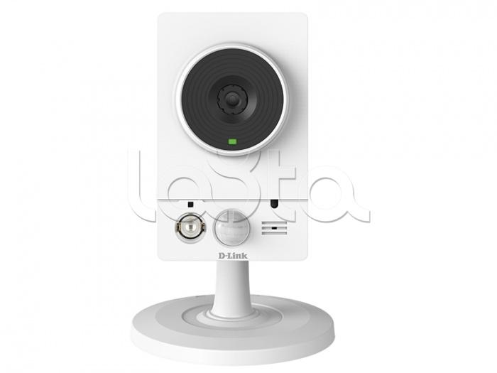 D-Link DCS-4201/A1A, IP-камера видеонаблюдения миниатюрная D-Link DCS-4201/A1A
