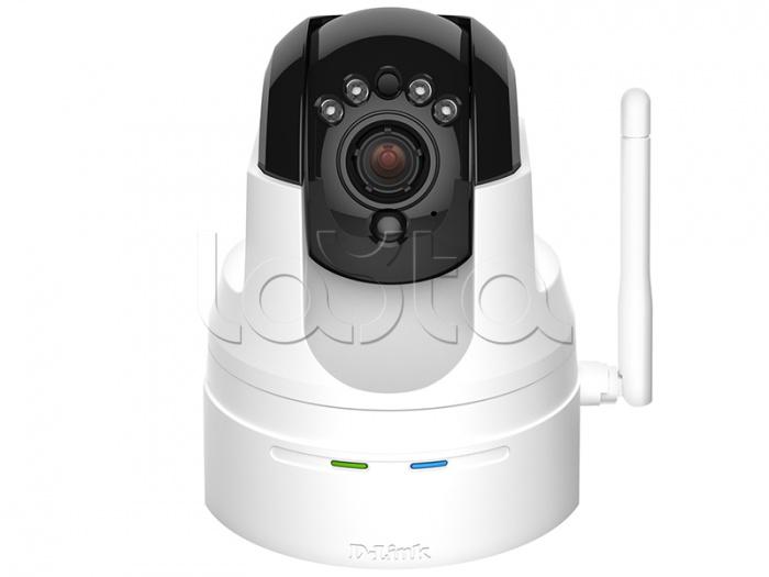 D-Link DCS-5222L/B1A, IP-камера видеонаблюдения миниатюрная D-Link DCS-5222L/B1A
