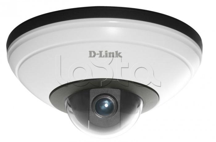 D-Link DCS-5615, IP-камера видеонаблюдения купольная D-Link DCS-5615