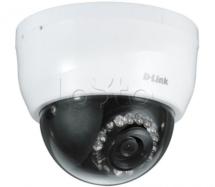 D-Link DCS-6115/A1A, IP-камера видеонаблюдения купольная D-Link DCS-6115/A1A