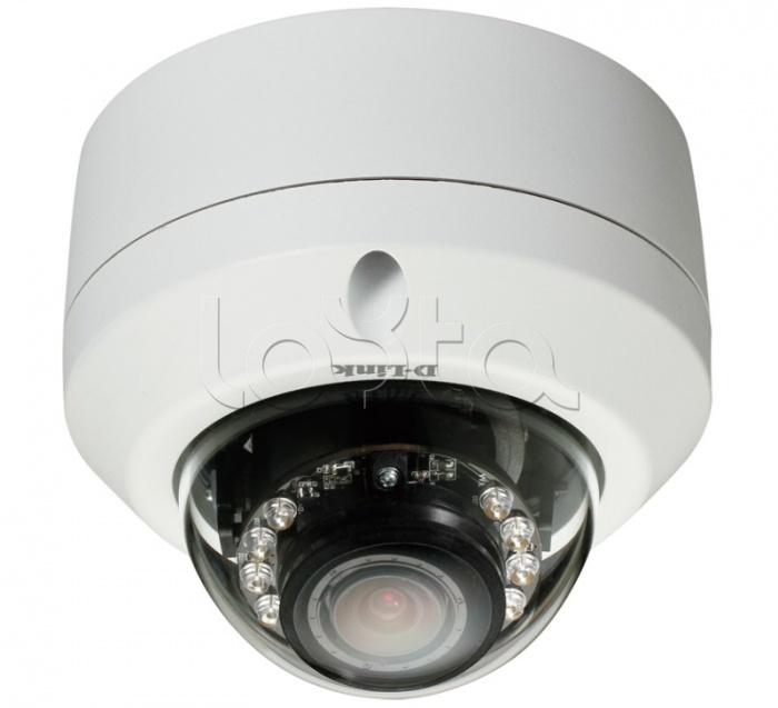D-Link DCS-6315/A1A, IP-камера видеонаблюдения уличная купольная D-Link DCS-6315/A1A